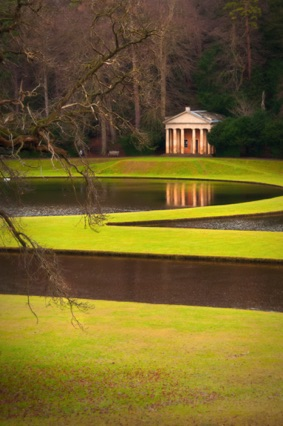 Studley Royal (next to Fountains Abbey)